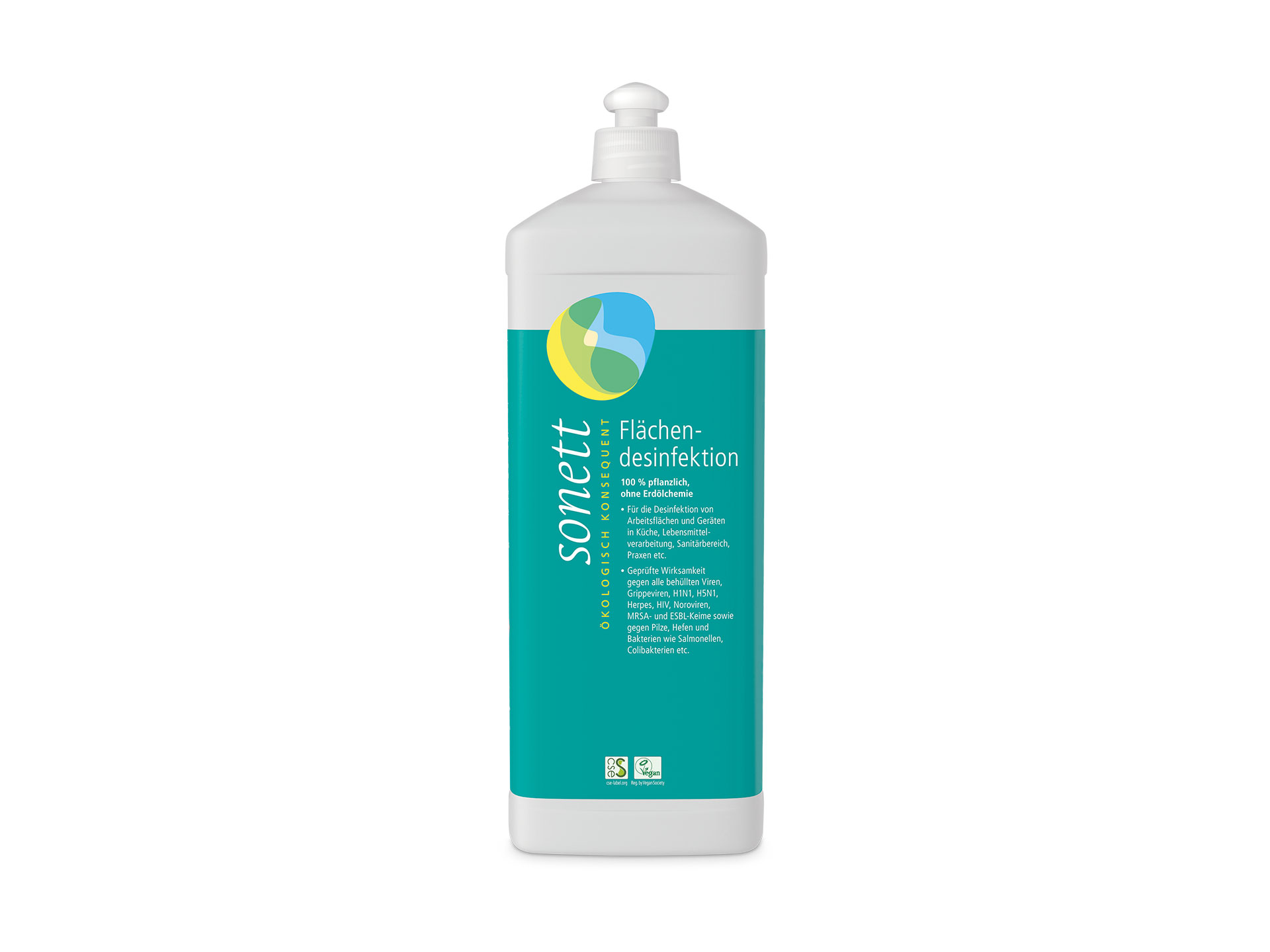 Bio Flächendesinfektion - Sonett